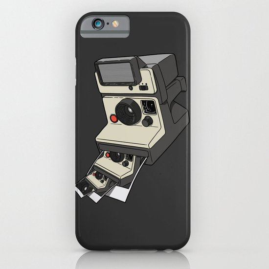 Cam-ception (continuous snapshot) iPhone & iPod Case
