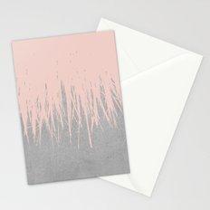 Concrete Fringe Dogwood Stationery Cards