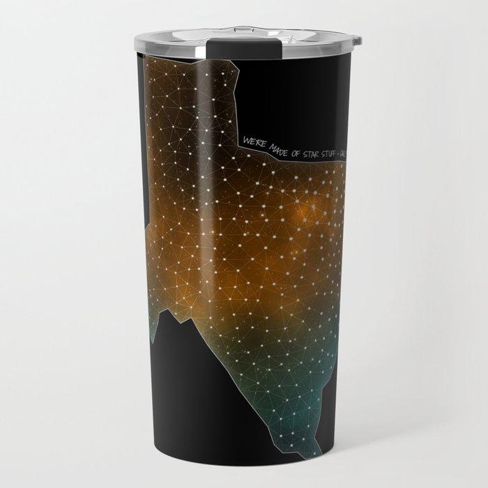 Texas StarStuff Travel Mug