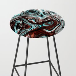 pouring emotions Bar Stool