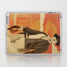 The Archeologist Laptop & iPad Skin