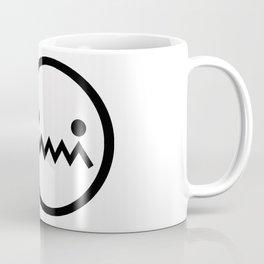Me&Todd Logo B&W (2017) Coffee Mug