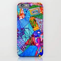 What Did You See in the Museum? Slim Case iPhone 6s
