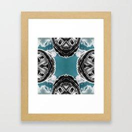 hjkh Framed Art Print