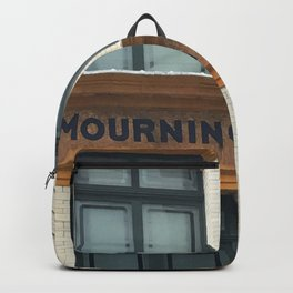 mourning Backpack