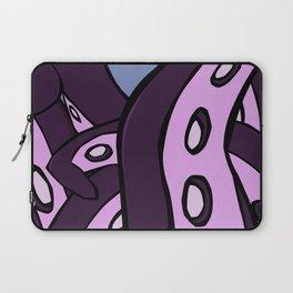 Purple Tentacles Laptop Sleeve