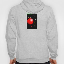 Christmas Design 2016 - Bauble and Lights Hoody
