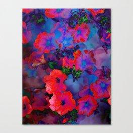 Ruby Red Vine Canvas Print