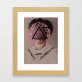 Infinite Sails Framed Art Print