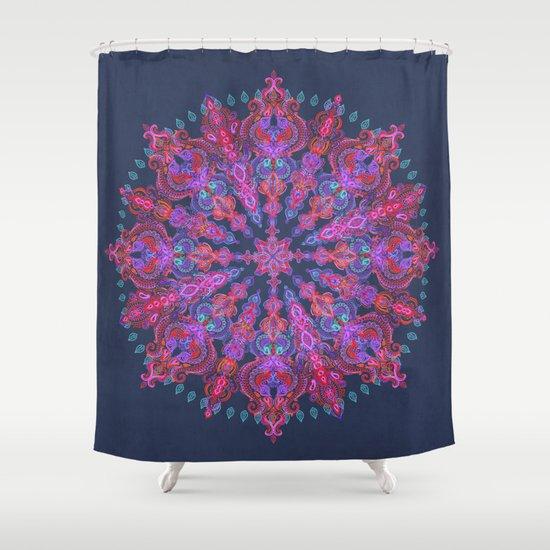 Bohemian Shower Curtain by Micklyn | Society6