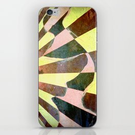Abstract Tongue iPhone Skin