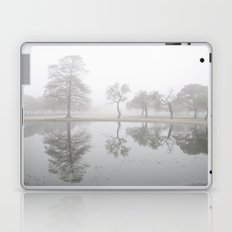 Pond Reflections Laptop & iPad Skin