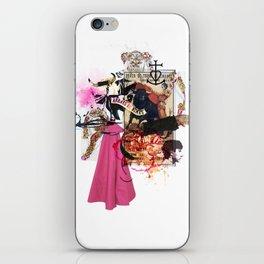 Collag2Nim iPhone Skin