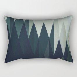 Diamond Forest Rectangular Pillow