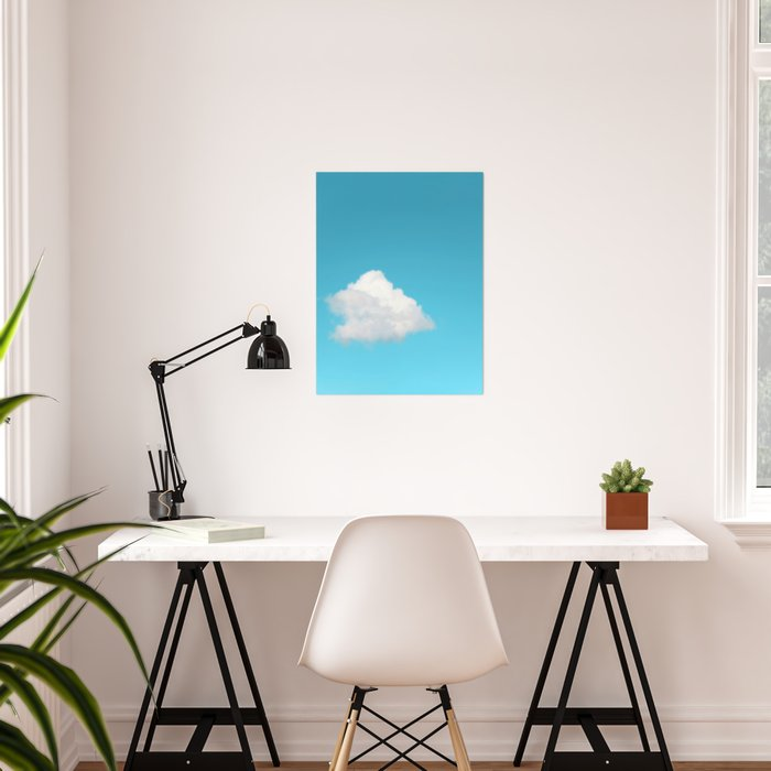 Happy Cloud Poster