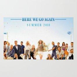 Mamma Mia 2018 Rug
