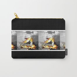 Sinking Ship Carry-All Pouch