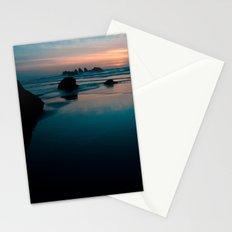bandon beach blues. Stationery Cards