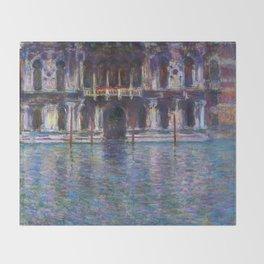 Monet Throw Blanket