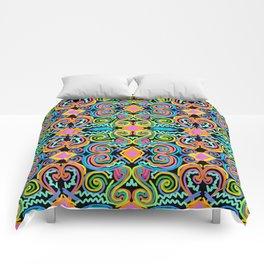 Neon Spring Comforters