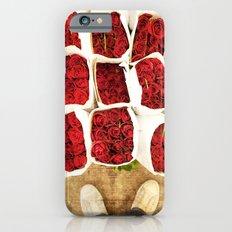 Love in Converse Slim Case iPhone 6s