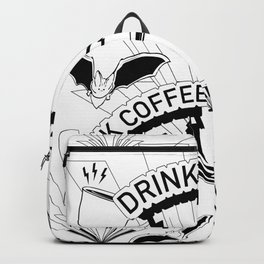 Coffee for Life Backpack