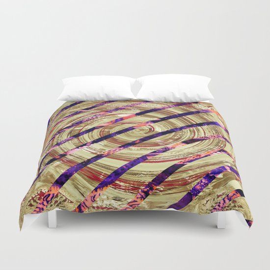 Shells all mixed up  Duvet Cover