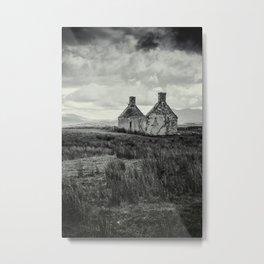 The Abandoned House II Metal Print