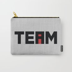 The i in TEAM Carry-All Pouch