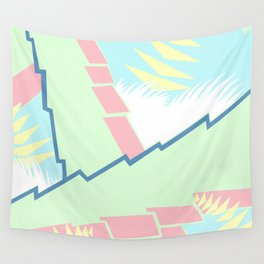 AGONDA Art Deco Modern: EASTER MORNING Wall Tapestry