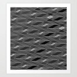 Pattern #2 Art Print