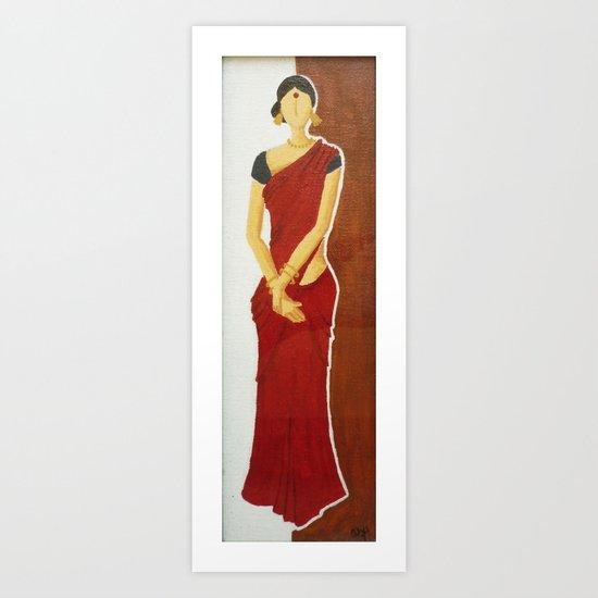Panbhu Art Print