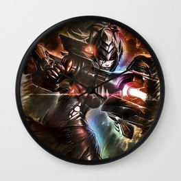 League of Legends HEADHUNTER CAITLYN Wall Clock
