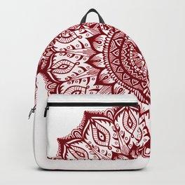 Mistletoe-Garnet Backpack