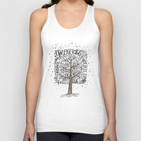 tree of life Tank Tops featuring Tree of Life by Matthew Taylor Wilson