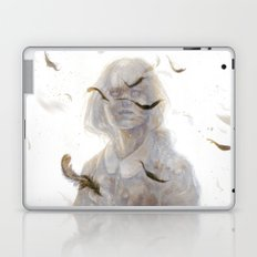 Raven Girl Laptop & iPad Skin