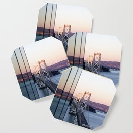 Reflections of the Bay Bridge Coaster