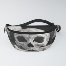 Skulls And Bones Fanny Pack