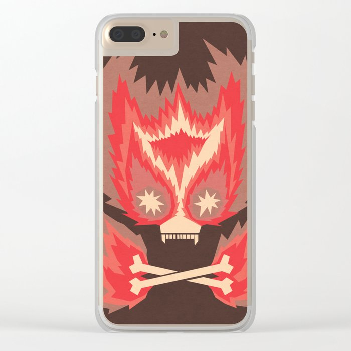 Soultaker Clear iPhone Case