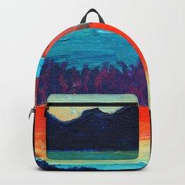 Lake View Backpack