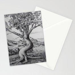 Arbol Mujer Stationery Cards
