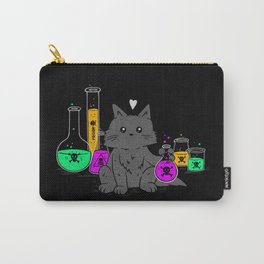 I Think My Cat Wants to Kill Me Carry-All Pouch