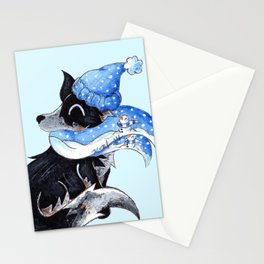 Keepin' Cozy Stationery Cards