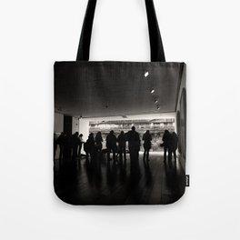 Los observadores Tote Bag