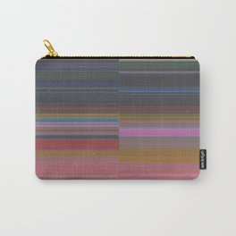 scanner stripes Carry-All Pouch