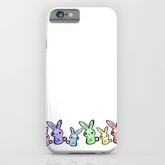 Pastel Bunnies iPhone 6s Slim Case