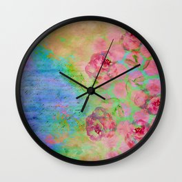 The Leila Collection Wall Clock