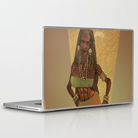 return Laptop & iPad Skins featuring Honey's Return by Elton Leonard Jr.