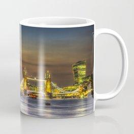 London at Night Coffee Mug