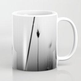Black and white sunset Coffee Mug